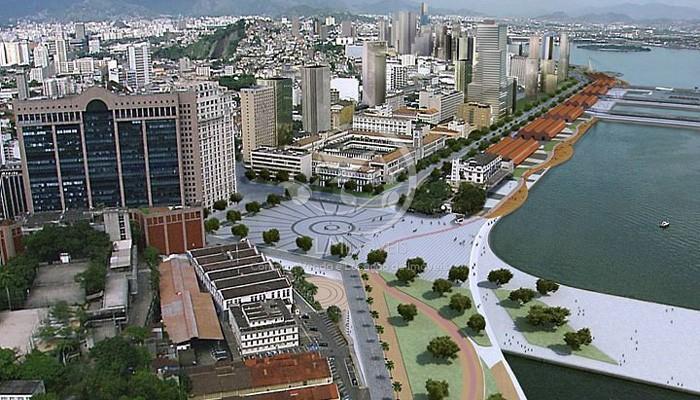 PRAÇA MAUÁ- RIO 2