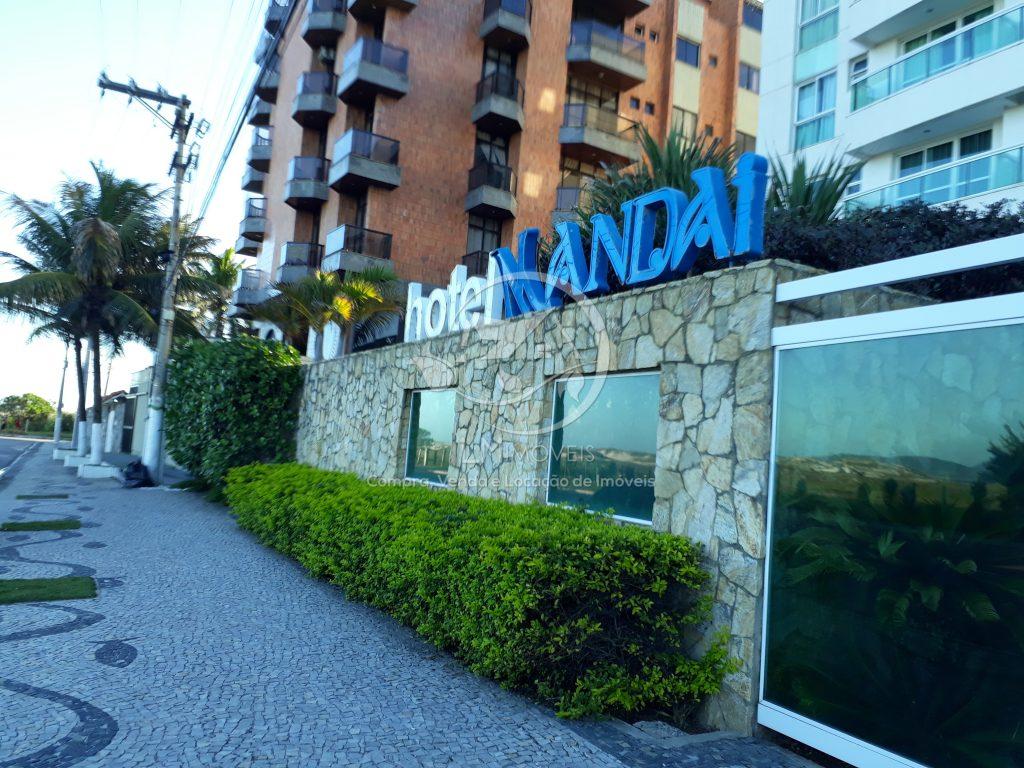 Apartamento- Hotel Mandai- Cabo Frio