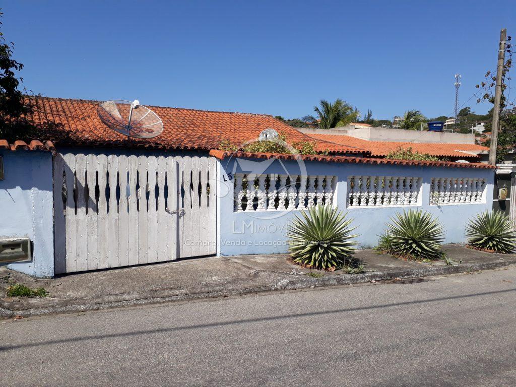 Casa Linear com churrasqueira-  Cabo Frio- RJ.