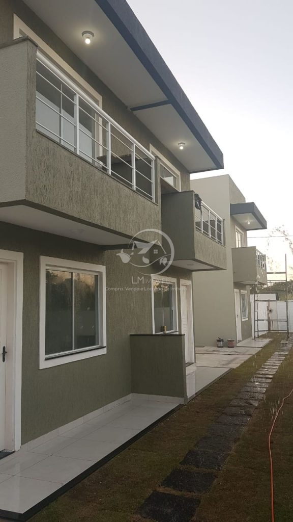 Casa Nova- Vila do Peró- Cabo Frio-Aceita financiamento Bancário