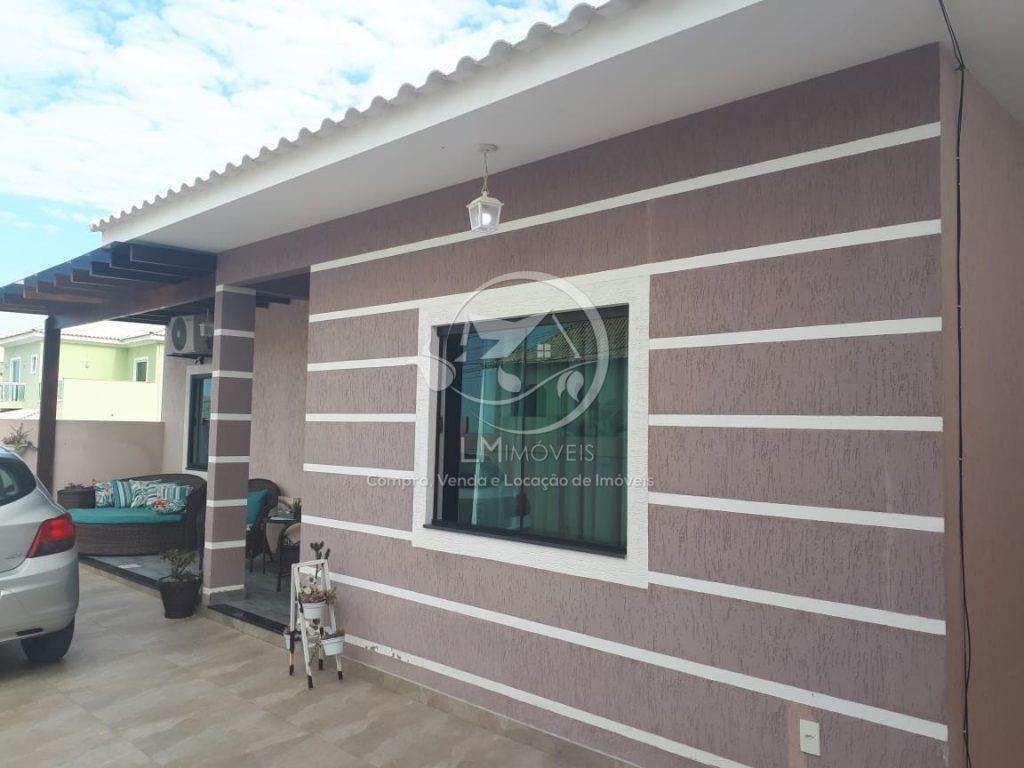 Linda Casa Linear  ,Aceita permuta por Apt ou Cobertura em Cabo Frio