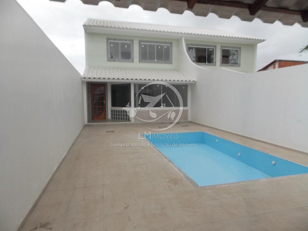Casa com Piscina- Financiável por Banco