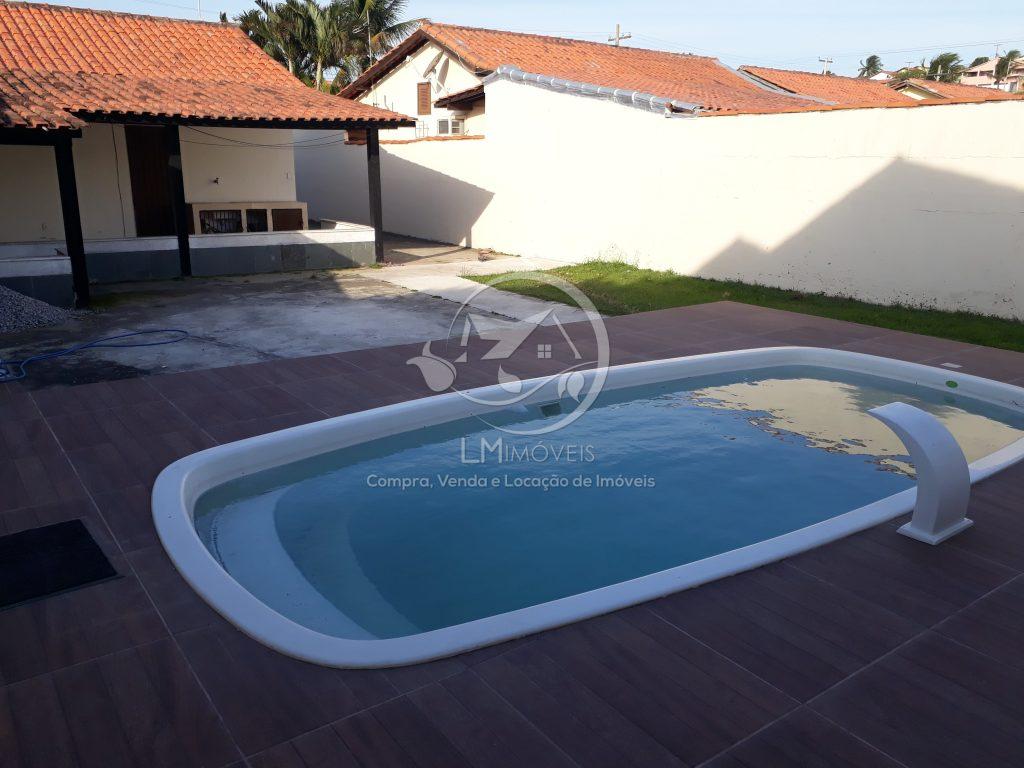 Casa Linear- Condomínio Diuana Zacarias- São Pedro da Aldeia- Rj