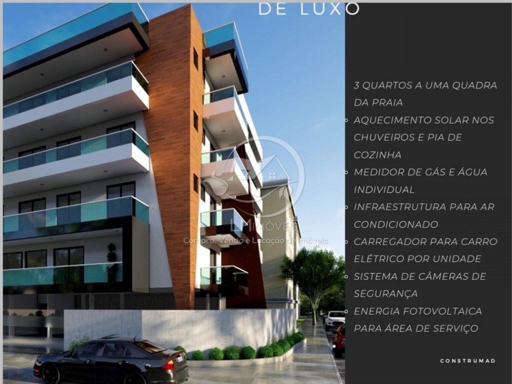 Lançamento- Edifício Portillo- Algodoal, Cabo Frio