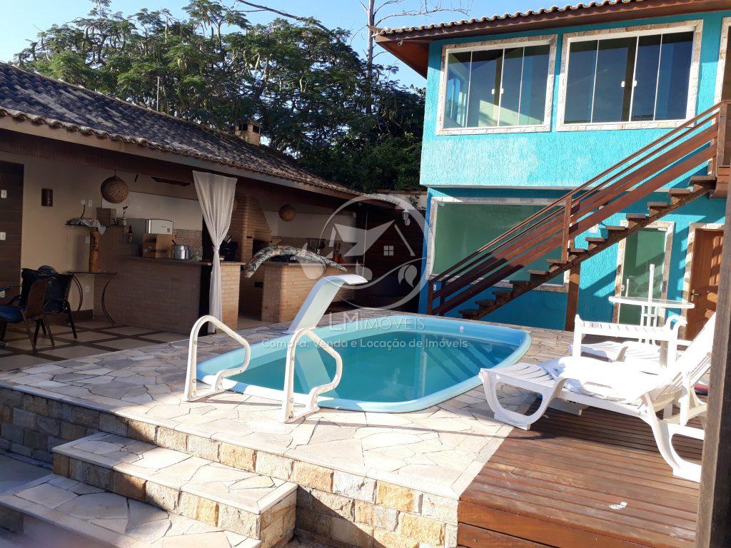 Casa Duplex com Piscina e Sauna- Aceita carro
