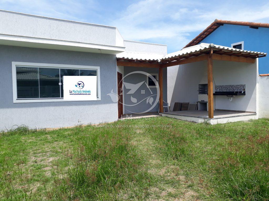 Casa Linear- VENDA / ALUGUEL FIXO- Condomínio dos Pássaros, Cabo Frio