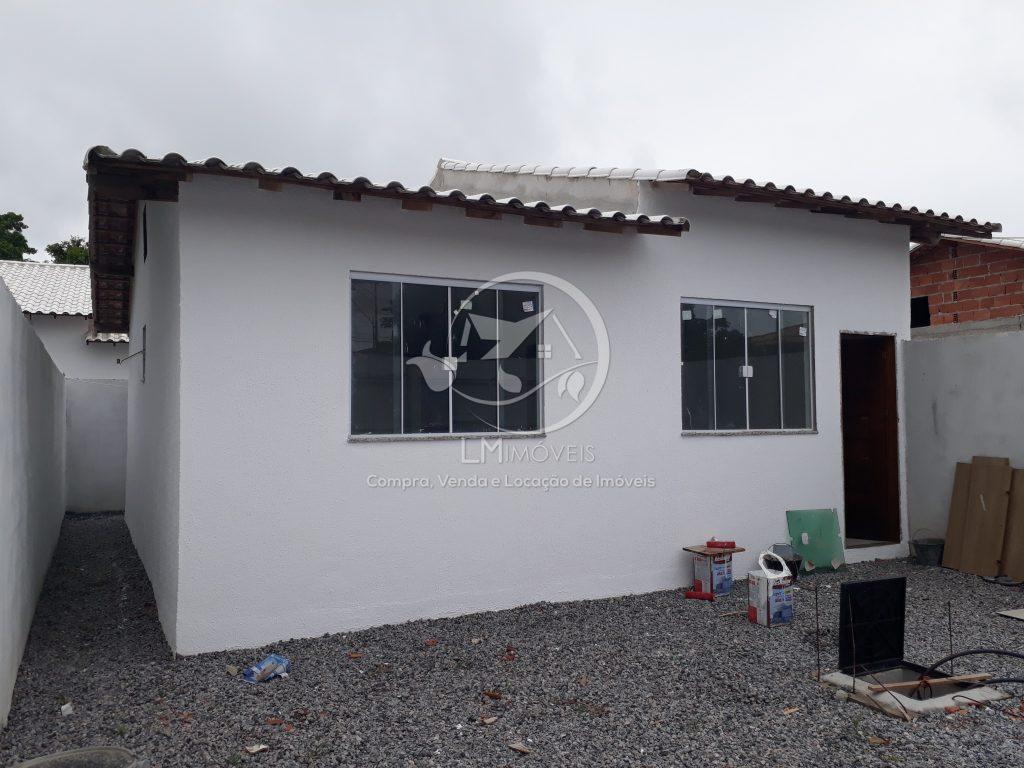 Casa Linear- Nova! Aceita financiamento Bancário