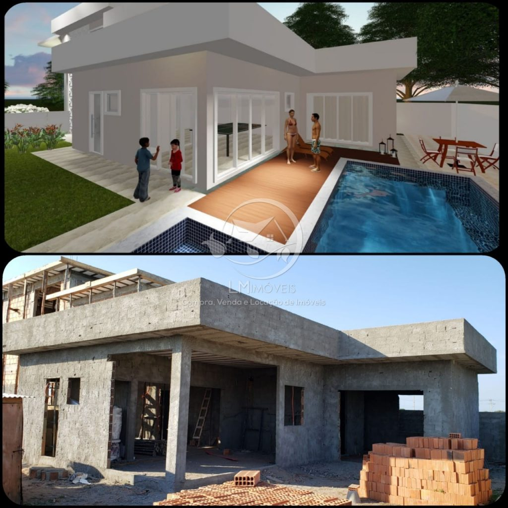 Casa Luxo- Terras de Alphaville- Cabo Frio