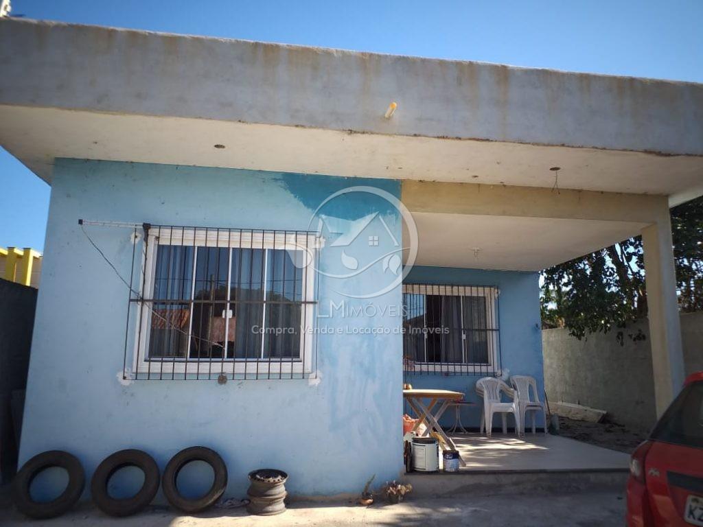 Casa Linear- Balneário São Francisco- Peró