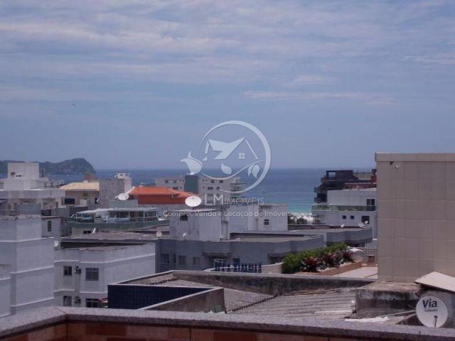 Cobertura Triplex- Vila Nova, Cabo Frio