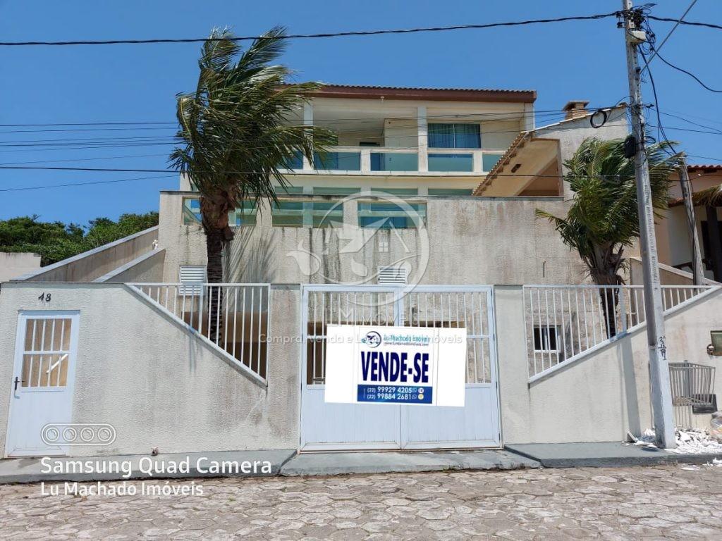 Casa Duplex Vista Mar no Condomínio dos Pássaros