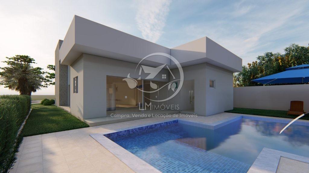 Lançamento- Casa Linear Luxo-  Condomínio Terras Alphaville, Cabo Frio
