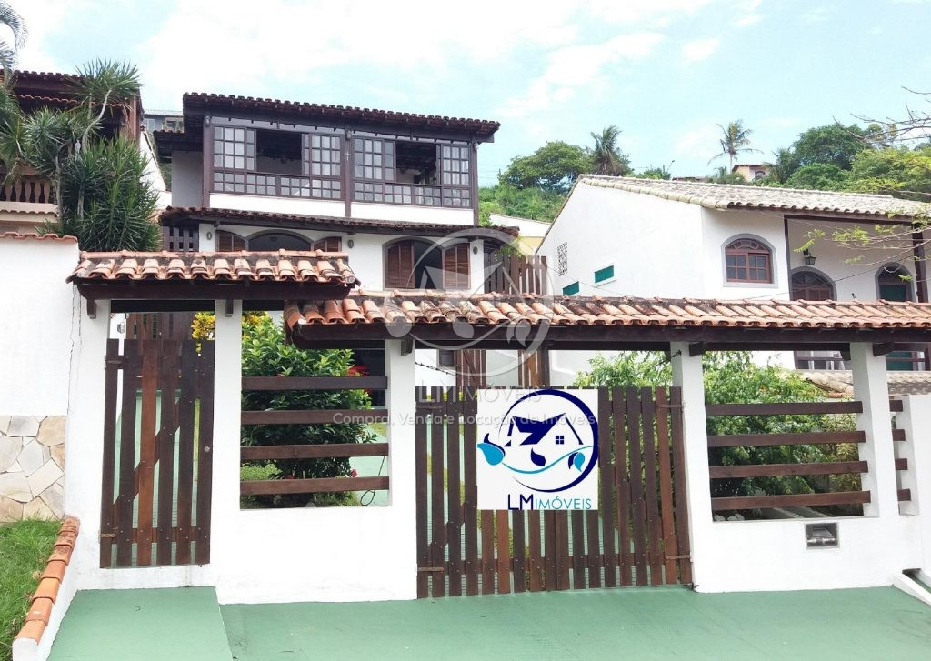 Casa Duplex com Vista Mar- Cabo Frio