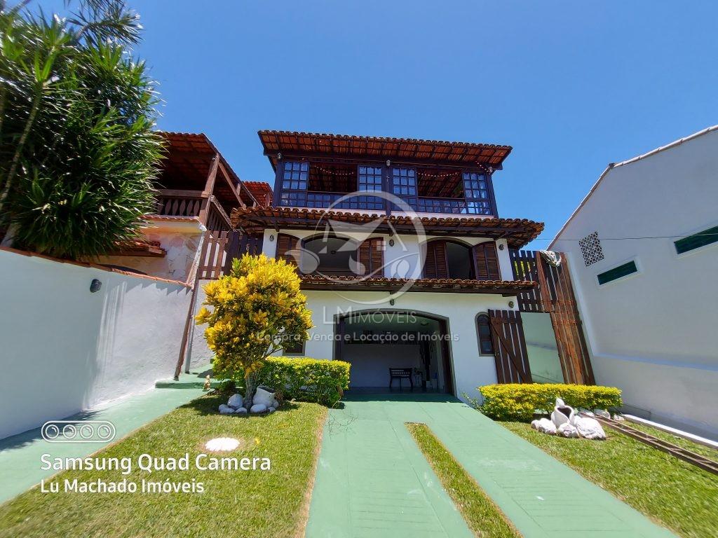 Casa Duplex com Vista Mar- Condomínio Bosque do Peró- Cabo Frio