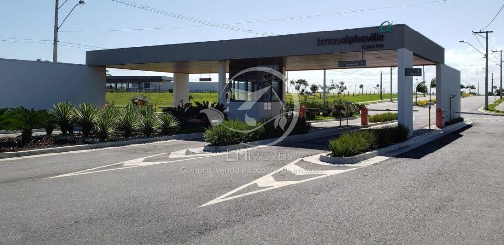 Terreno- Terras Alphaville- Cabo Frio