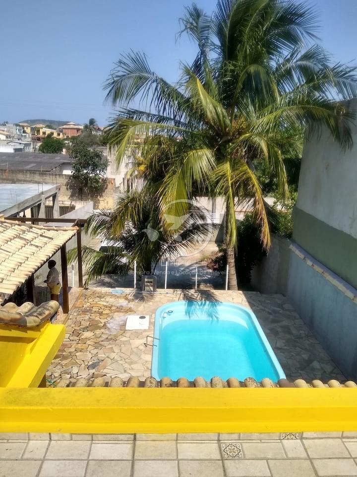Casa Duplex- Condomínio Cruzeiro- São Pedro da Aldeia