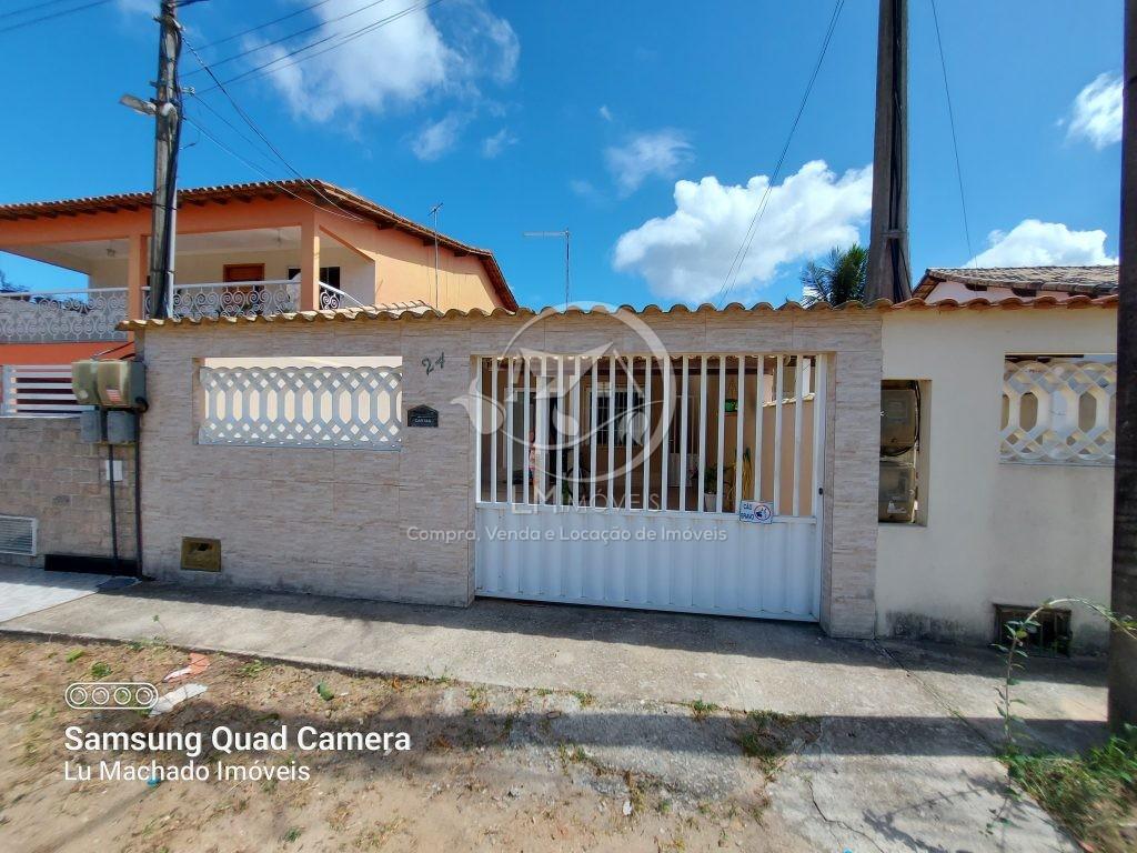 Casa Linear- Bairro Balneário São José- São Pedro da Aldeia- Rua pública