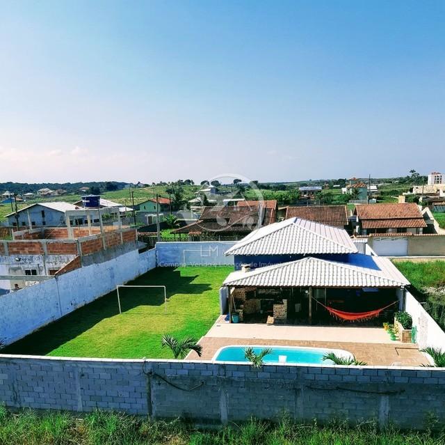 Casa com Piscina e Campo de Futebol- Condomínio Sol Caliente- São Pedro da Aldeia