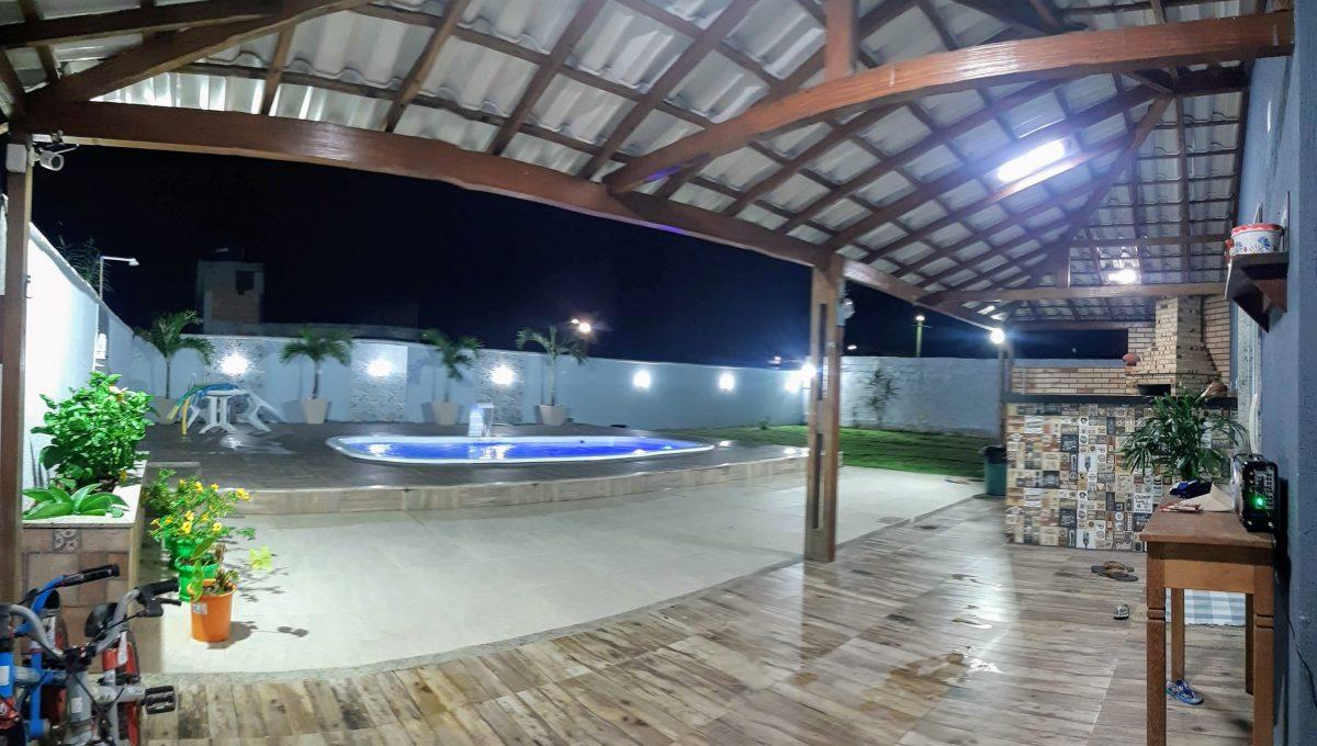 Gourmet e piscina