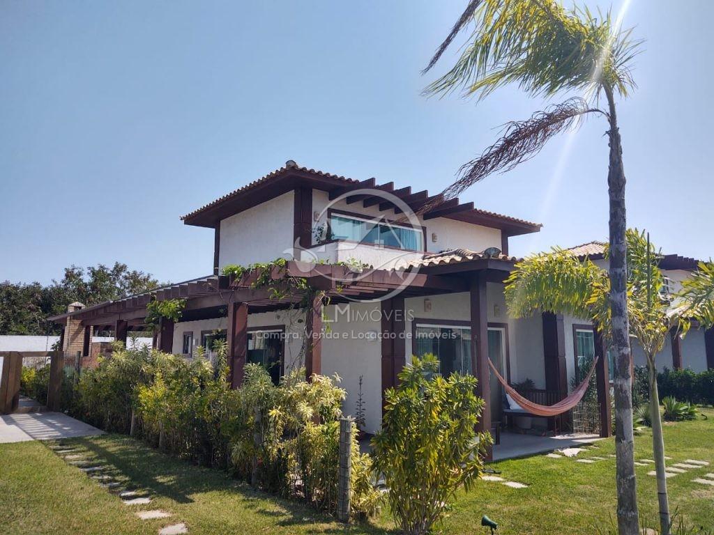 Casa de Alto Padrão em Búzios – Condomínio Búzios Costa Mar – Porteira Fechada