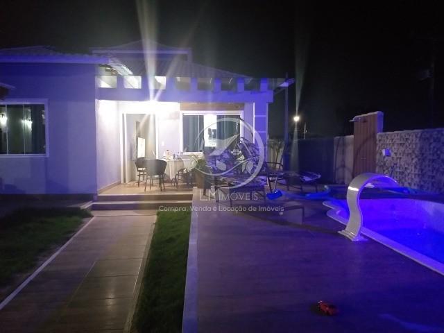 Casa com piscina em São Pedro da Aldeia – Condomínio Solar dos Cantarinos