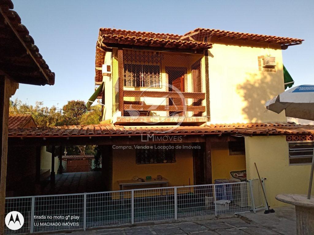 Casa Duplex com Piscina (Porteira Fechada) – Caminho de Búzios – Cabo Frio