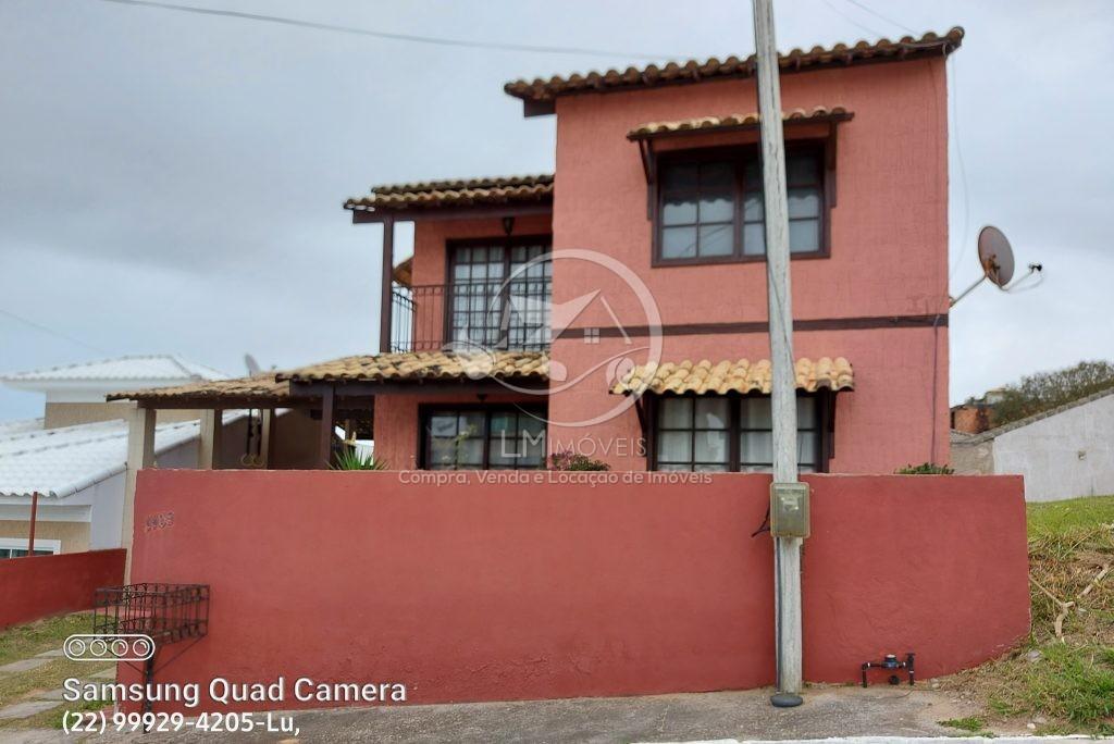 Casa Duplex- Condomínio dos Pássaros, Cabo Frio- Aceita Financ. Bancário