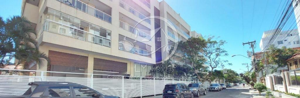 Apartamento com área de lazer- Braga, Cabo Frio