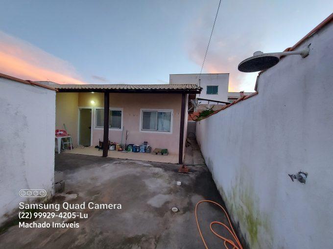 Casa Linear- Aceita Financiamento bancário- Vila do Peró